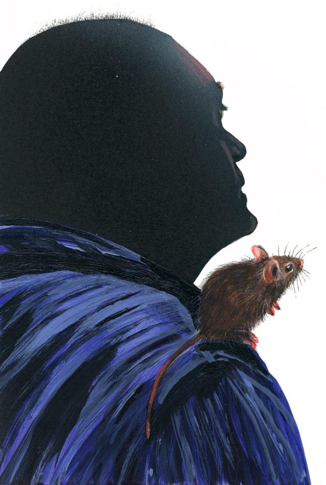Illustrationen von Hanno Rink, Copyright: Arche Literatur Verlag