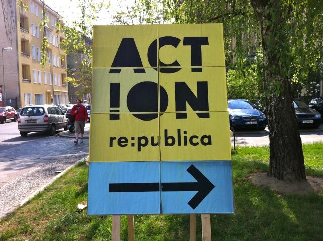 re:publica - Alle waren begeistert vom neuen Ort