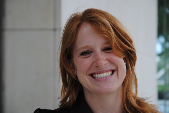 Emily Doerr hat das  Hostel Detroit gegründet
