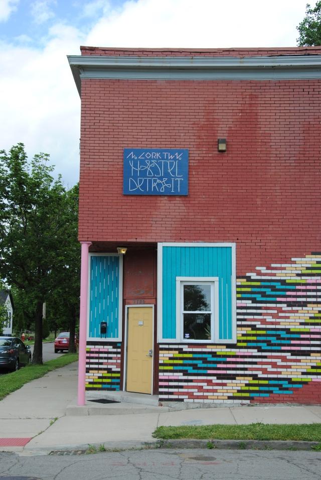 Hostel Detroit