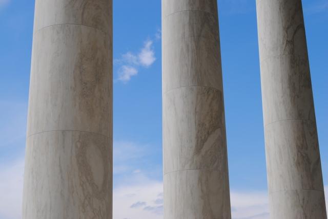 Memorials in Washington - Tempel und Altäre der Zivilreligion(copyright: Andreas Main)