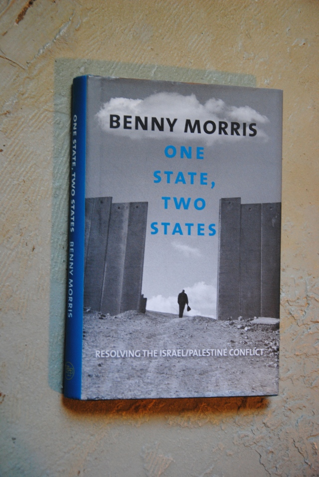 Benny Morris: One state, two states.