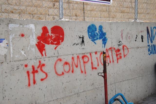Es ist kompliziert.