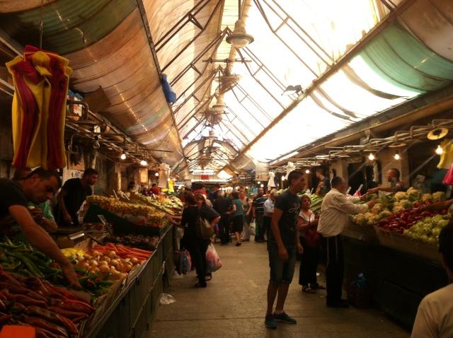 ein Must: der Jerusalemer Mahane Yehude Market