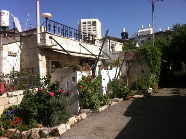 Nachlaot - wie ein Dorf mitten in Jerusalem