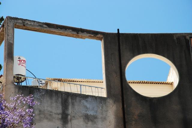 Masada Street in Haifa / Copyright: Andreas Main