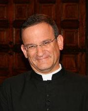 Vikar für die Hebräisch sprechenden Katholiken Pater David Neuhaus, SJ