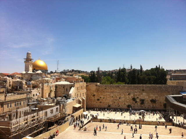 Western Wall / Copyright: Andreas Main